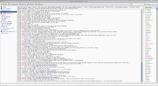 IRC sur Mac OS X