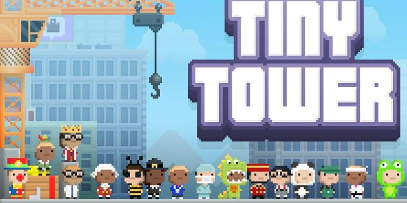 Jeu Tiny Tower